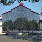 Newly opened sealing materials factory Soudal McCoy in India